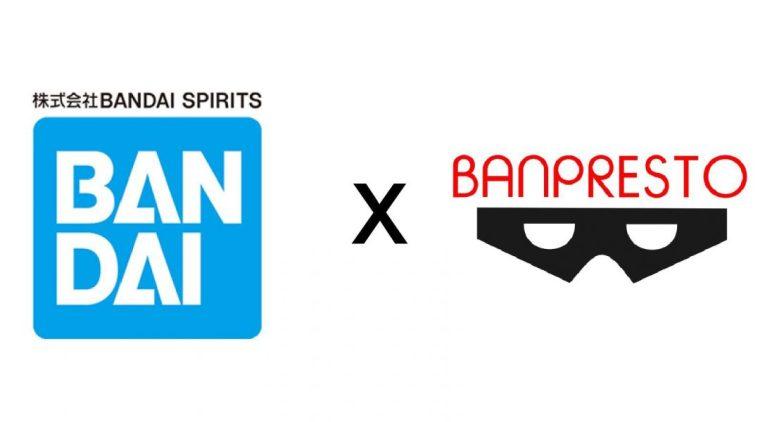 Banpresto hợp nhất bandai spirits