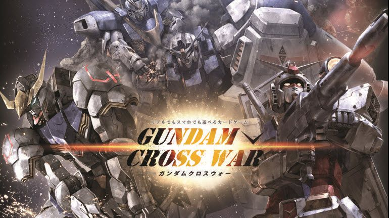 Gundam Cross War