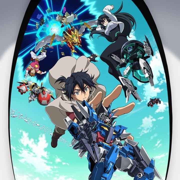 phim anime Gundam Build Divers ReRISE săp chiếu
