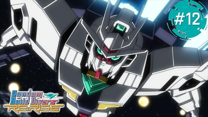 phim Gundam Build Divers ReRISE tập 12