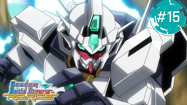 Gundam Build Divers ReRISE 15