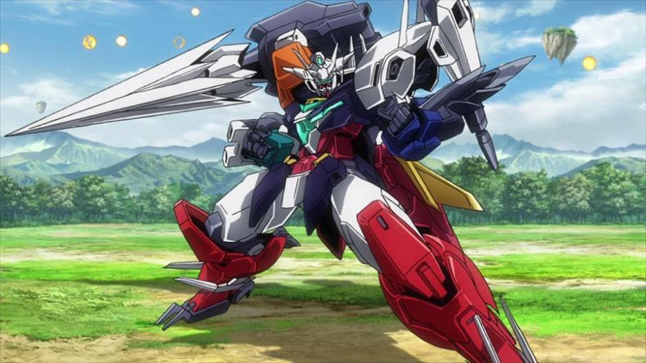 Phim Gundam Build Divers Re RISE tập 26