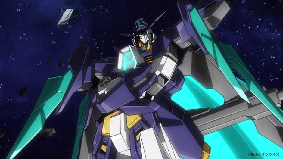 Phim Gundam Build Divers ReRISE tập 24